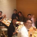 起業家仲間のTakeo氏の懇親会にゲストとしてお呼ばれしてきました!