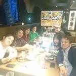 起業家仲間の白石氏を招いてのKIRARA食事会in大阪を開催してきました!